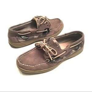 Sperry Top Sider Two Eye Bluefish Graphite